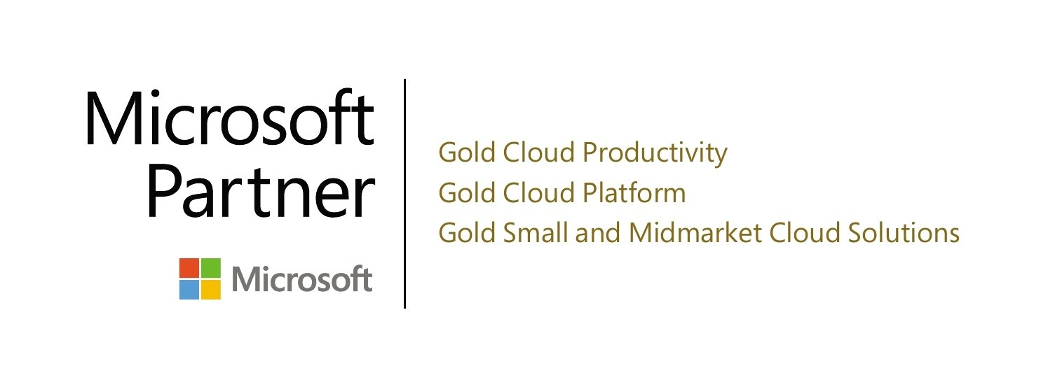 Doherty is a Microsoft Partner with Gold Cloud Productivity, Gold Cloud Platform and Gold Small and Midmarket Cloud Solutions Competencies
