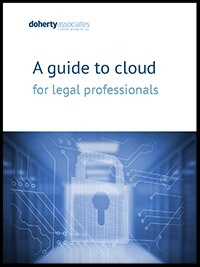 A guide to cloud for legal professionals