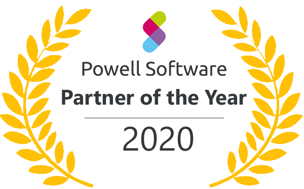 Powell Software Partner of the Year 2020
